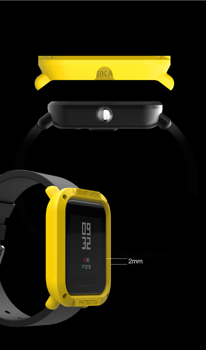 Colorful Protective Cover for Xiaomi Huami Amazfit