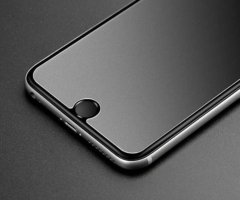 Matte Glass iPhone Screen Protector