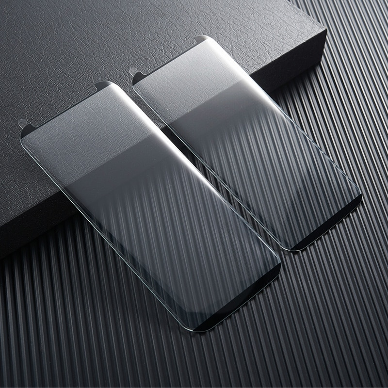 Curved Glass Screen Protector for Samsung Galaxy